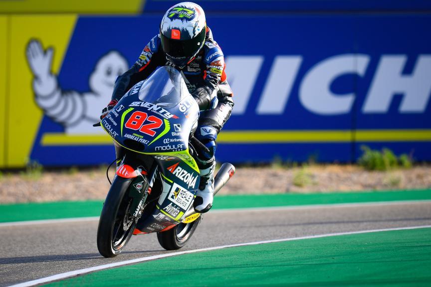 Stefano Nepa, Reale Avintia Arizona 77, Gran Premio Michelin® de Aragon