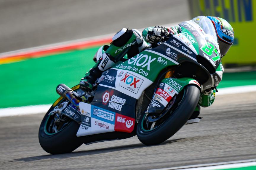 Remy Gardner, Onexox TKKR SAG Team, Gran Premio Michelin® de Aragon