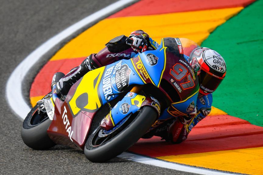 Xavi Vierge, EG 0,0 Marc Vds, Gran Premio Michelin® de Aragon