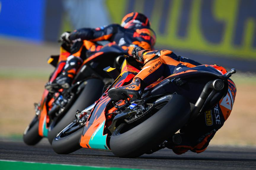 Pol Espargaro, Red Bull KTM Factory Racing, Gran Premio Michelin® de Aragon
