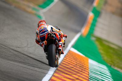 Marquez il più veloce del venerdì ma Viñales firma la FP2