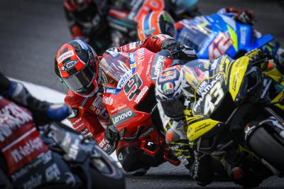 MotoGP™: the show is bigger than ever