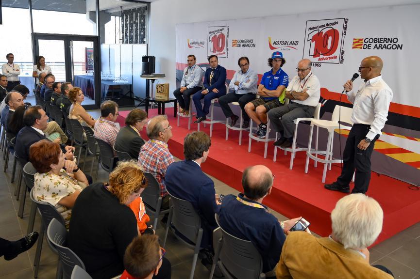 Motorland Aragón 10 aniversario