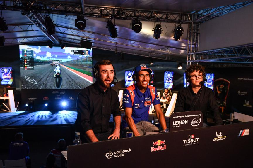 2019 MotoGP eSport Global Series Round 2