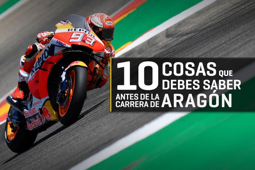 10 things Aragon - es