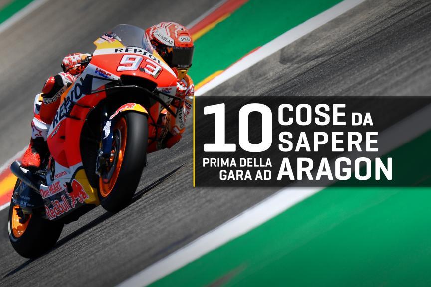10 things Aragon - it