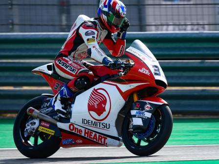 Moto2, Free Practice, Gran Premio Michelin® de Aragon