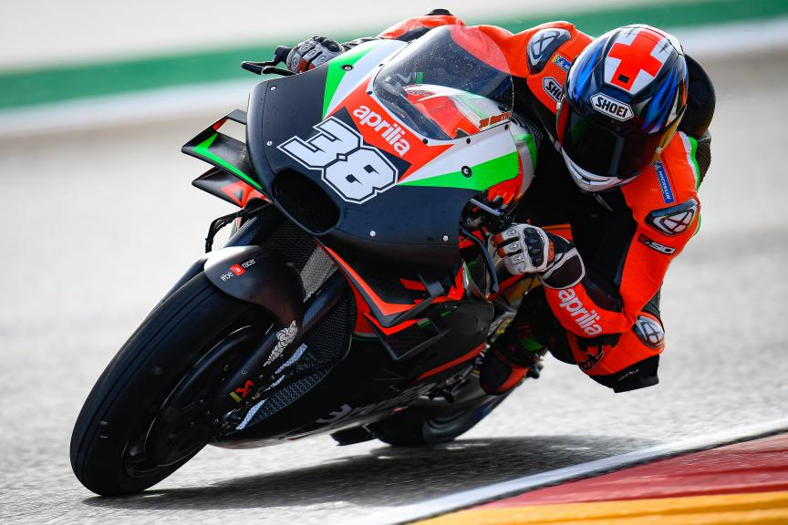 Bradley Smith, Aprilia Racing Team, Gran Premio Michelin® de Aragon