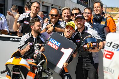 Canet takes dominant Aragon pole