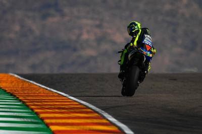 Time schedule: changes to the GP Michelin® de Aragon