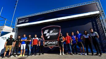2019 MotoGP eSport Global Series
