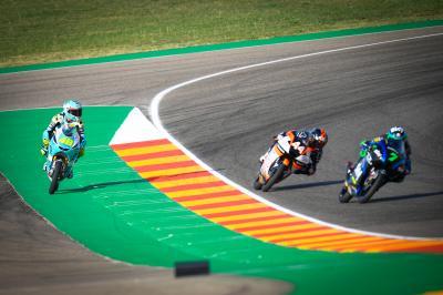 FIM MotoGP™ Stewards update track limits protocol