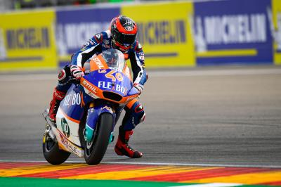 Fernandez asserts Aragon dominance in FP3