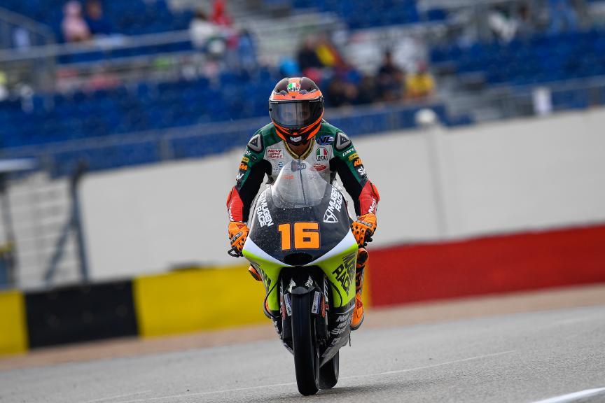 Andrea Migno, WWR, Gran Premio Michelin® de Aragon