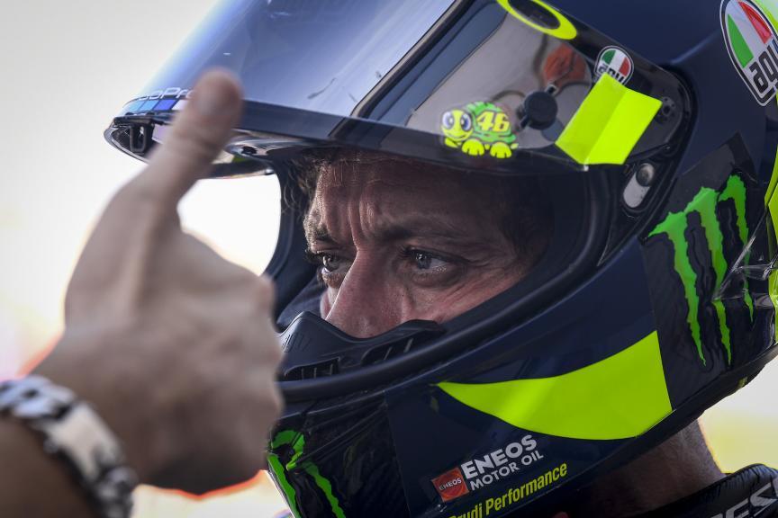 Valentino Rossi, Monster Energy Yamaha MotoGP, Gran Premio Michelin® de Aragon