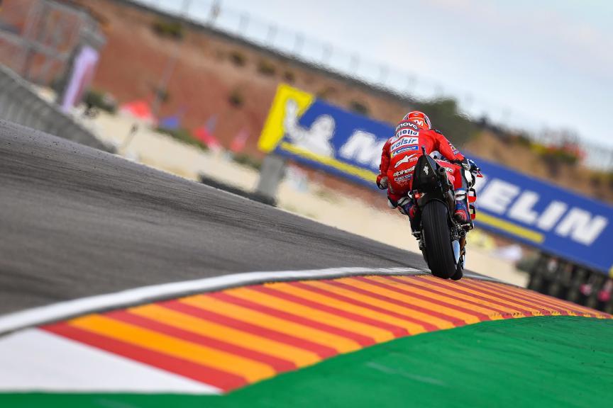 Andrea Dovizioso, Ducati Team, Gran Premio Michelin® de Aragon
