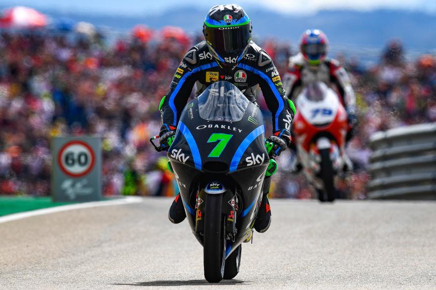 Dennis Foggia, Sky Racing Team VR46, Gran Premio Michelin® de Aragon