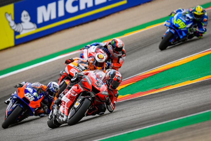 Danilo Petrucci, Ducati Team, Gran Premio Michelin® de Aragon