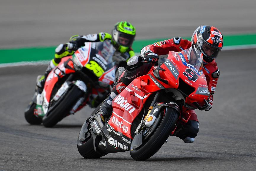 Danilo Petrucci, Cal Crutchlow, Gran Premio Michelin® de Aragon
