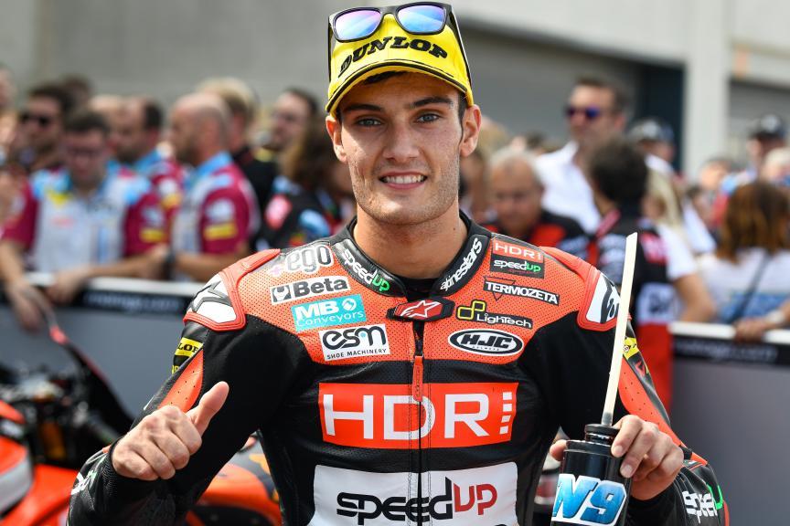 Jorge Navarro, HDR Heidrun Speed Up, Gran Premio Michelin® de Aragon