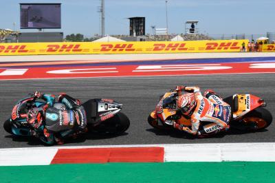La MotoGP™ fino a questo momento