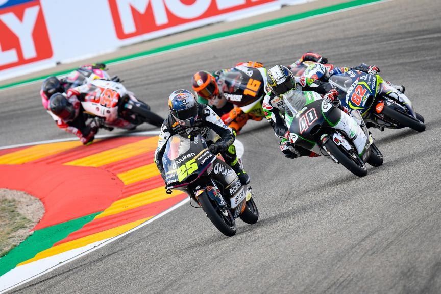 Raul Fernandez, Sama Qatar Angel Nieto Team, Gran Premio Michelin® de Aragon