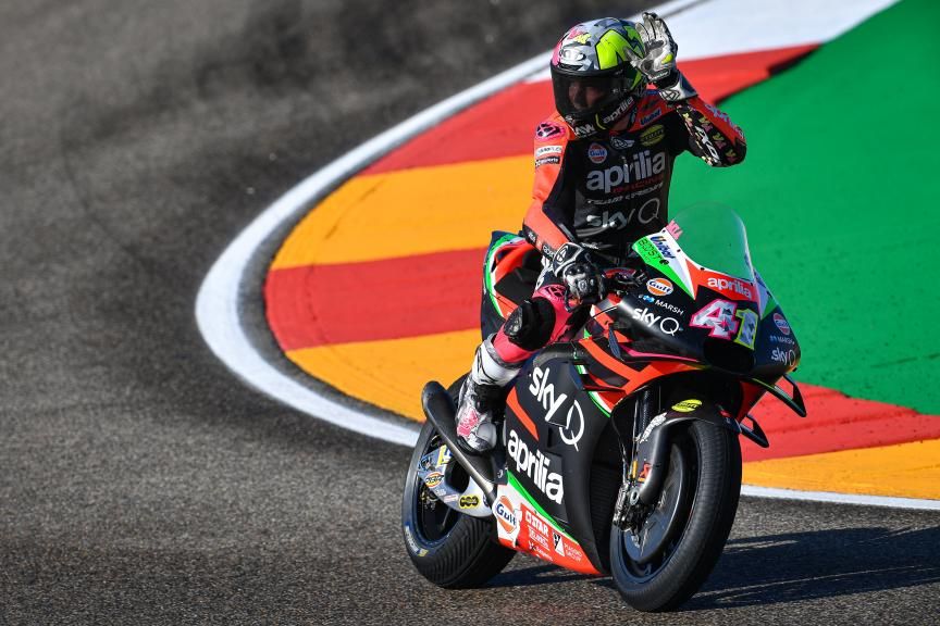 Aleix Espargaro, Aprilia Racing Team Gresini, Gran Premio Michelin® de Aragon