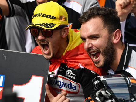 Moto3, Race, Gran Premio Michelin® de Aragon