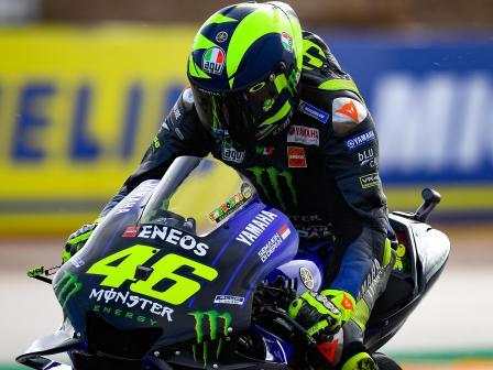 MotoGP, Free Practice, Gran Premio Michelin® de Aragon