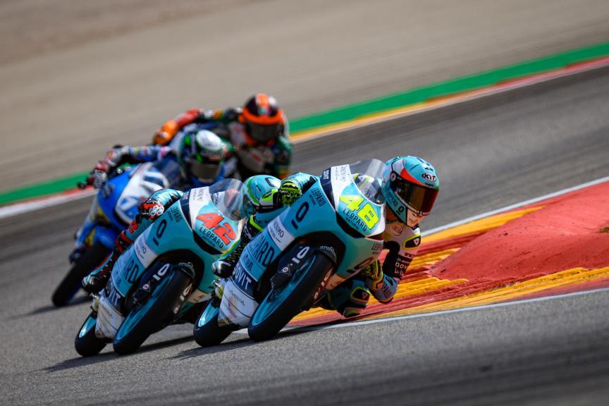 Lorenzo Dalla Porta, Leopard Racing, Gran Premio Michelin® de Aragon
