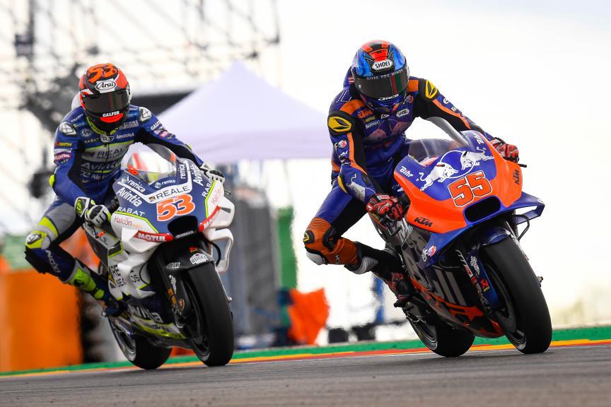Hafizh Syahrin, Red Bull KTM Tech 3, Gran Premio Michelin® de Aragon