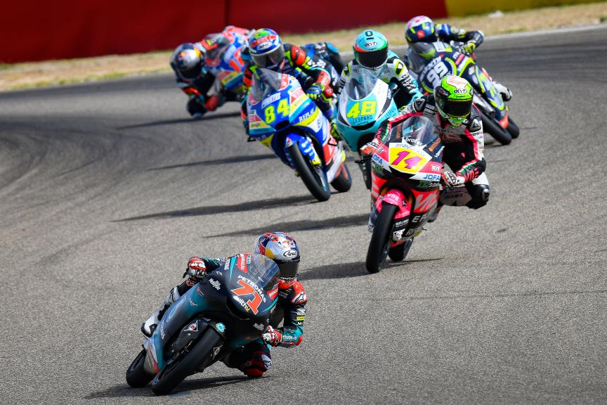 Ayumu Sasaki, Petronas Sprinta Racing, Gran Premio Michelin® de Aragon