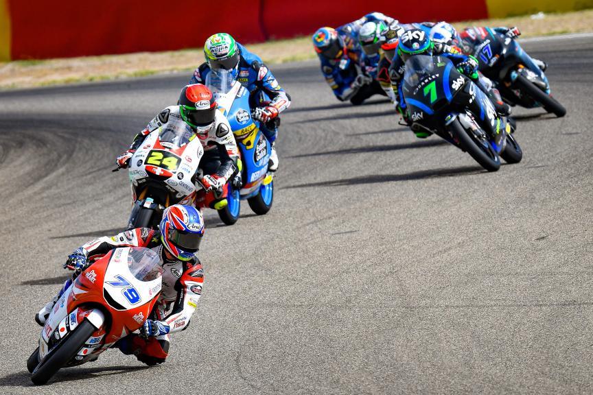 Ai Ogura, Honda Team Asia, Gran Premio Michelin® de Aragon