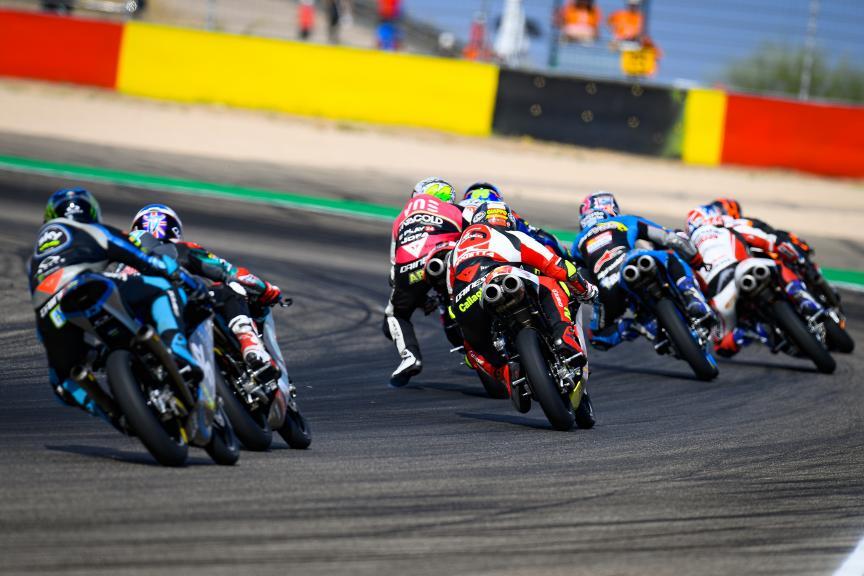 Moto3, Gran Premio Michelin® de Aragon