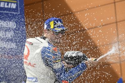 Miller renoue avec le podium en Aragón !