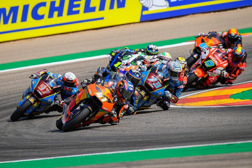 Moto2, Gran Premio Michelin® de Aragon