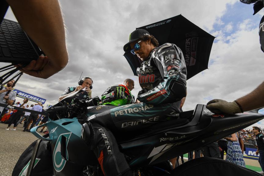 Franco Morbidelli, Petronas Yamaha SRT, Gran Premio Michelin® de Aragon