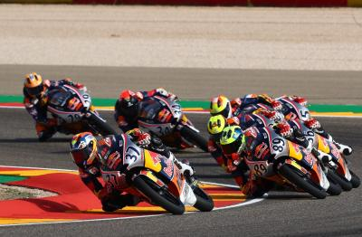 Red Bull MotoGP Rookies Cup - Race 2 at MotorLand Aragon
