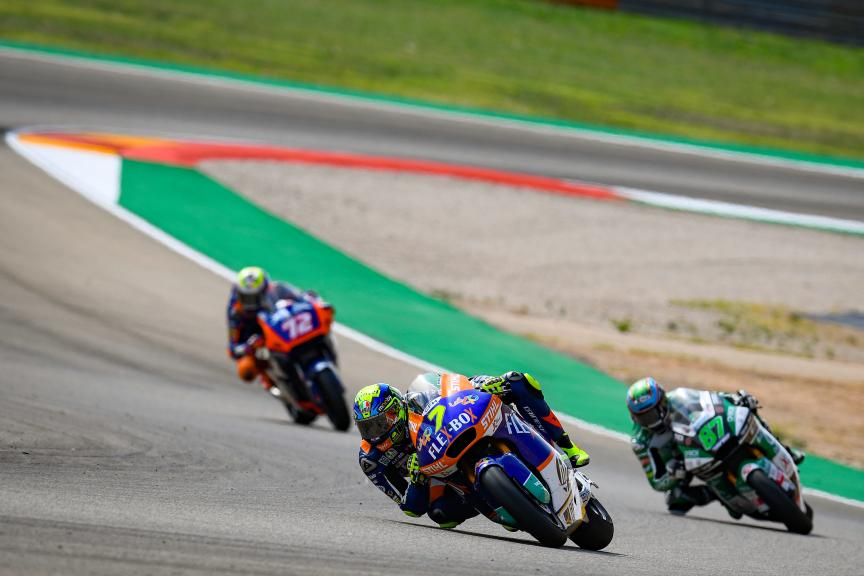 Lorenzo Baldassarri, Flex-Box HP40, Gran Premio Michelin® de Aragon