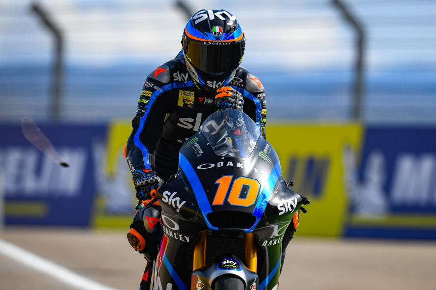 Luca Marini, Sky Racing Team VR46, Gran Premio Michelin® de Aragon