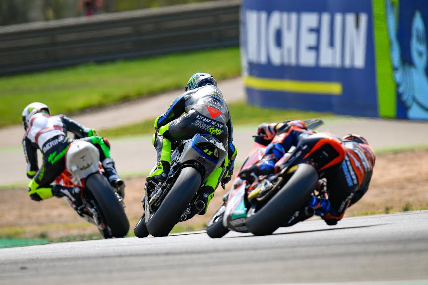 Nicolo Bulega, Sky Racing Team VR46, Gran Premio Michelin® de Aragon