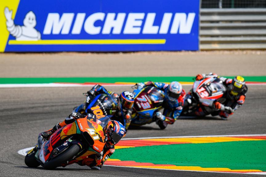 Brad Binder, Red Bull KTM Ajo, Gran Premio Michelin® de Aragon