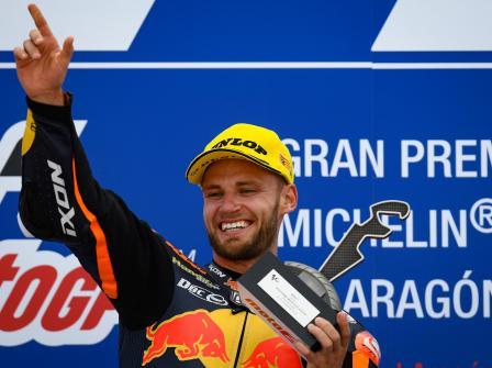 Moto2, Race, Gran Premio Michelin® de Aragon