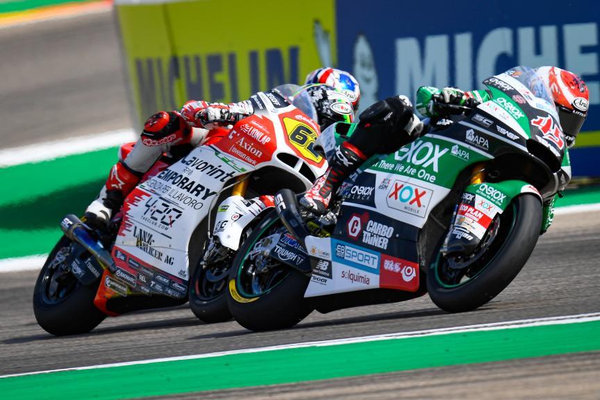 Tetsuta Nagashima, Onexox TKKR SAG Team, Gran Premio Michelin® de Aragon