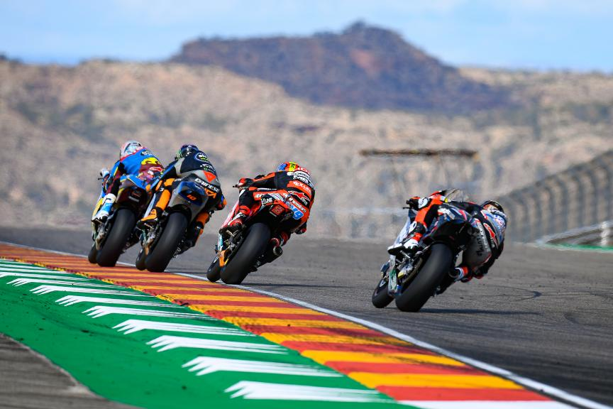 Best shots of MotoGP, Gran Premio Michelin® de Aragon