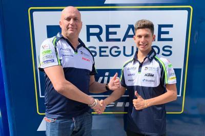 Reale Avintia Arizona 77 recrute Tatay pour 2020 - 2021