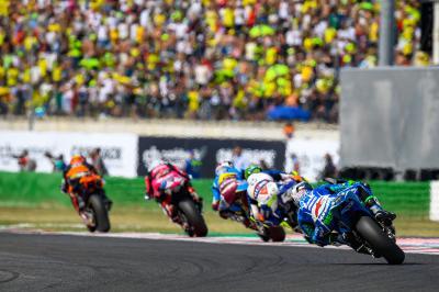 Moto3™ y Moto2™: Los equipos para 2020