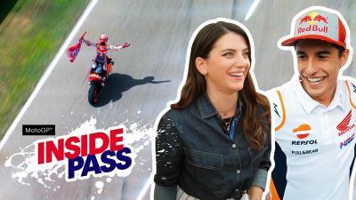 Inside Pass #14 : Temps de réaction record pour P. Espargaró