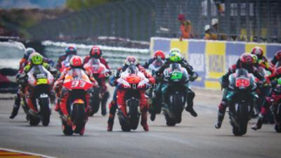 MotoGP™: fuga da Alcañiz