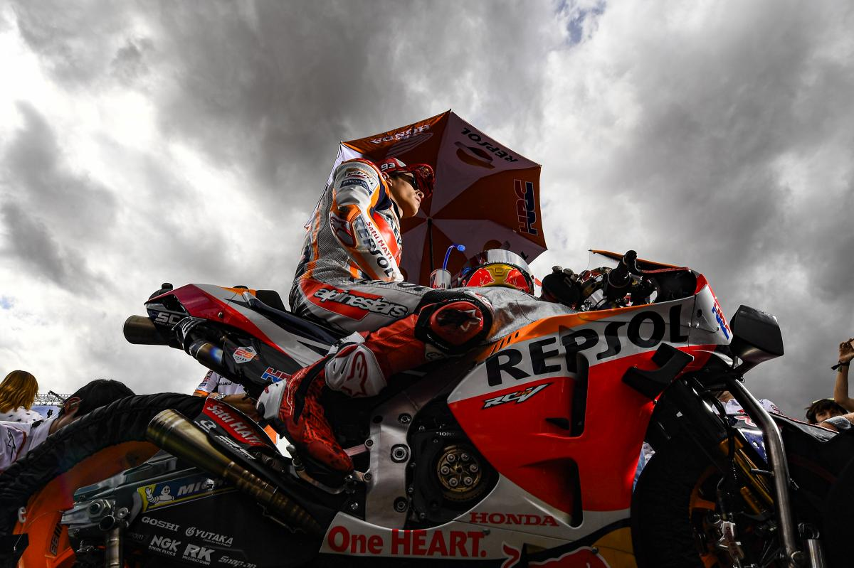All or nothing: MotoGP™ hits boiling point at Buriram